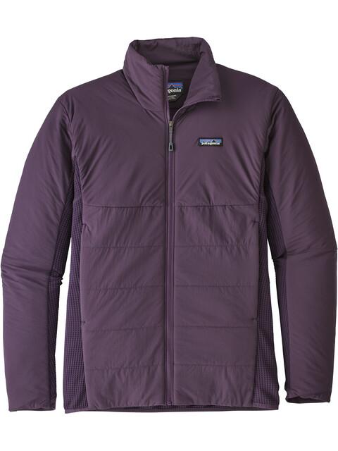 Patagonia M's Nano-Air Light Hybrid Jacket Piton Purple